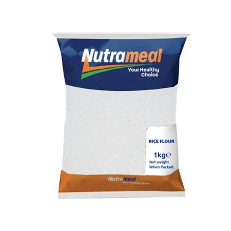 Nutrameal Rice Flour - 1kg