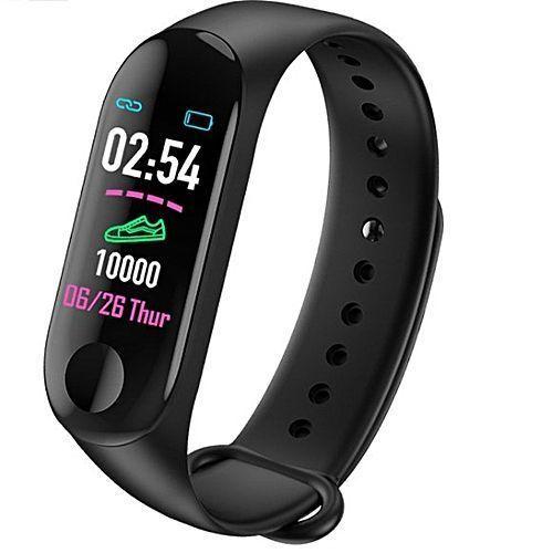 M3 Smart Band Watch Bracelet Tracker HeartRate monitor
