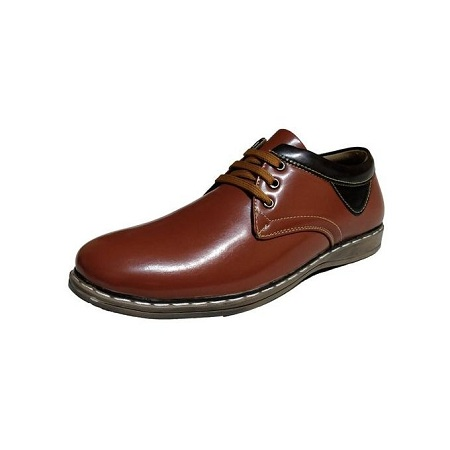 Kegoff Men Casual Shoes/67-6091 (Tan) Size 40-44