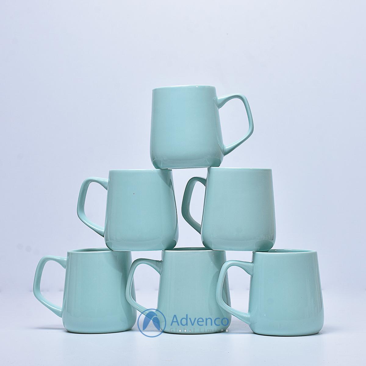 Blue Baby color cup 6 pcs
