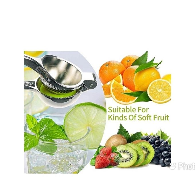 Heavy Lemon/ Orange Juice Squeezer