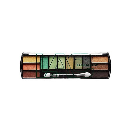 L.A. Colors 12 Color Eyeshadow - Brown Buzz