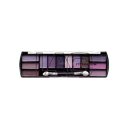 L.A. Colors 12 Color Eyeshadow - Poppin Purple
