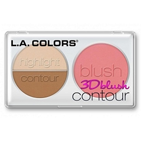 L.A. Colors 3D Blush Contour