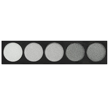 L.A. Colors 5 Color Eyeshadows - Stormy
