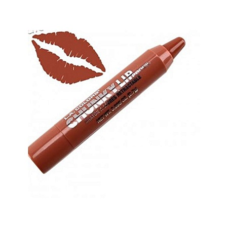L.A. Colors Chunky Lip Pencil - Creme Brulee