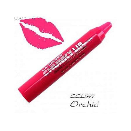 L.A. Colors Chunky Lip Pencil - Orchid