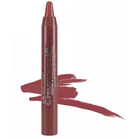 L.A. Colors Chunky Lip Pencil - Plum