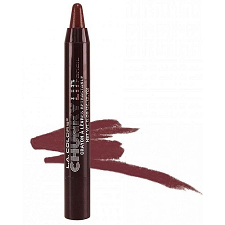 L.A. Colors Chunky Lip Pencil - Spice