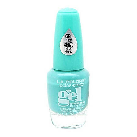 L.A. Colors Gel-Like Shine Instant Dry Nail Polish