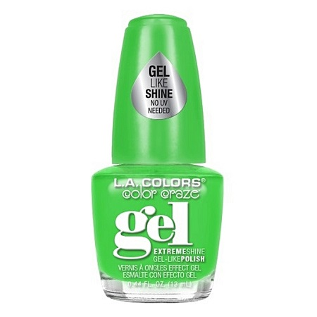 L.A. Colors Gel Like Nail Polish -CNP747 Refresh