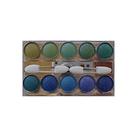 L.A. Colors Glittering Starlet Eyeshadow - Elizabeth
