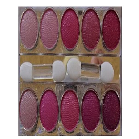 L.A. Colors Glittering Starlet Eyeshadow - Ingrid