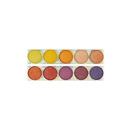 L.A. Colors Glittering Starlet Eyeshadow - Marilyn