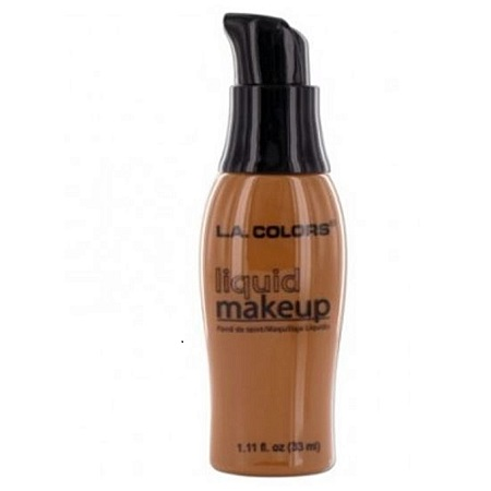 L.A. Colors Liquid Makeup - Beautiful Bronze