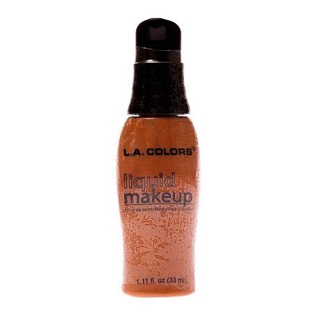 L.A. Colors Liquid Makeup - Cocoa - 33ml