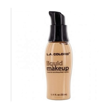L.A. Colors Liquid Makeup - Creamy Beige