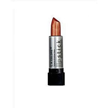 L.A. Colors Matte Lipstick - Deep Bronze