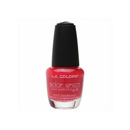 L.A. Colors Nail Polish - Absolute