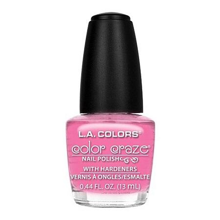 L.A. Colors Nail Polish - Aloha