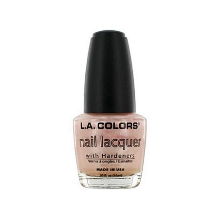 L.A. Colors Nail Polish - Barely Lavender