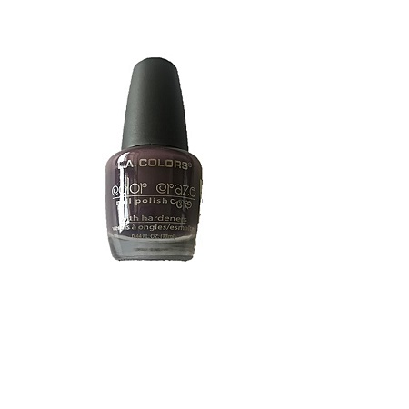 L.A. Colors Nail Polish - Edgy