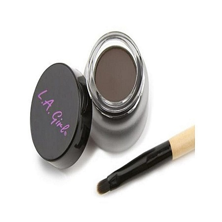 L.A GIRL Gel Liner Kit - Dark Brown
