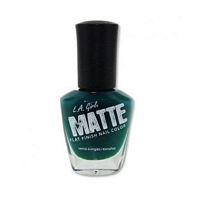 L.A GIRL Matte Polish - Alpine Green
