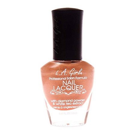 L.A GIRL Nail Lacquer-French Kiss