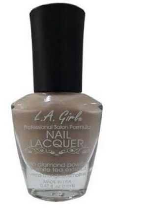 L.A GIRL Nail Lacquer - Intimate