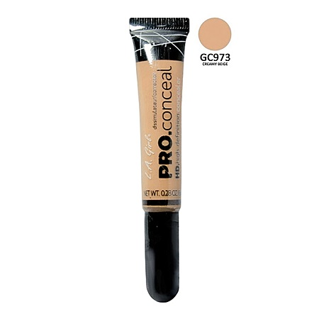 L.A GIRL Pro-Conceal HD High Definition Concealer-Creamy Beige