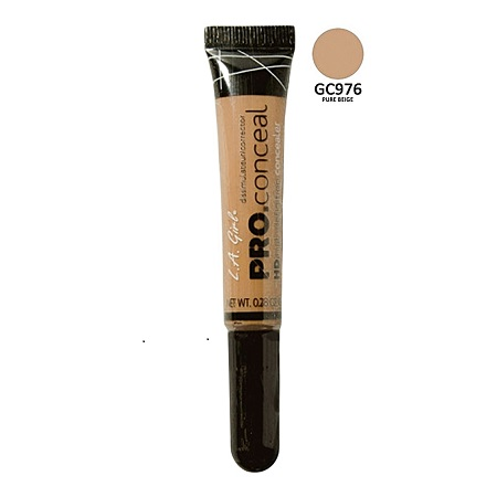 L.A GIRL Pro-Conceal HD High Definition Concealer-Pure Beige