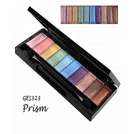 L.A GIRL High Definition 10 Color Eyeshadow - Prism