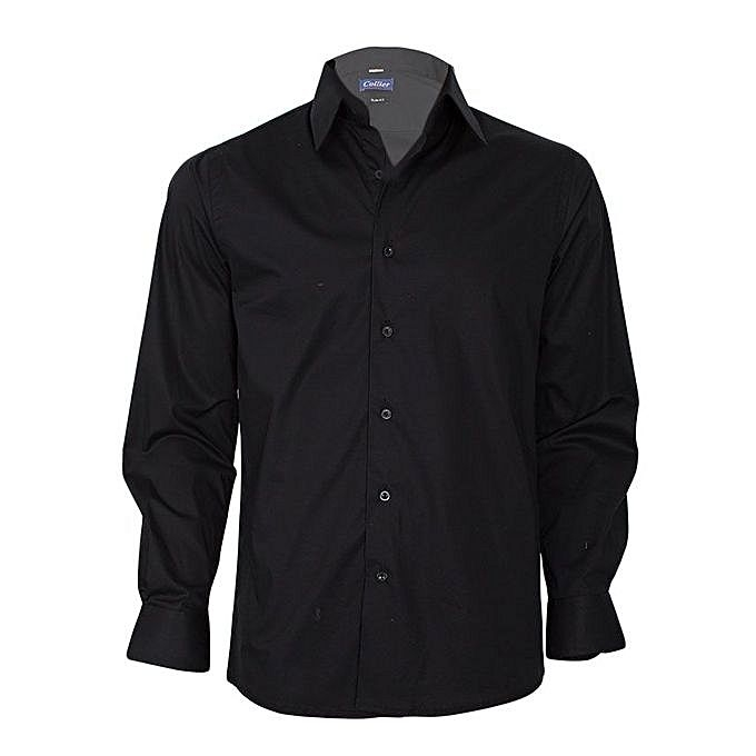 Black Mens Official Shirt