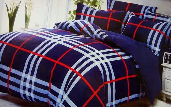4 Pieces Duvet Set - Multicolored 5*6