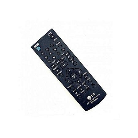 LG DVD Remote Control - Black