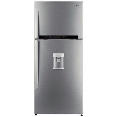 LG Double Door Fridge with Water Dispenser