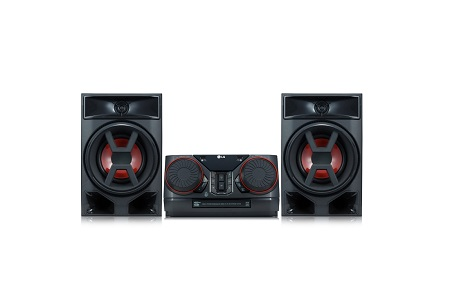 LG CD Hi-Fi 300W-RMS