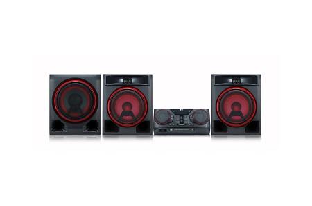 LG CD Hi-Fi 1100W-RMS