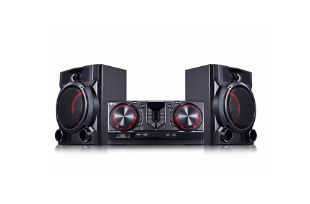 LG CD Hi-Fi 900W-RMS