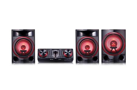 LG CD Hi-Fi 2900W-RMS