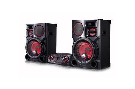 LG CD Hi-Fi 3500W-RMS