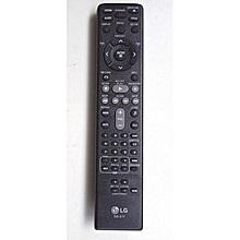 LG Home theater remote - Black