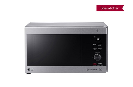 LG 42L INVERTER GRILL - Stainless Steel ***Neo Chef
