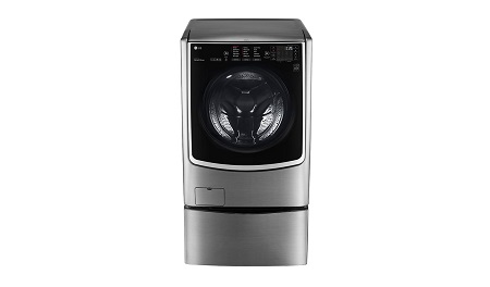 LG TWIN WASH 16/10kg 1000 RPM Front Load Washer/Dryer + 3.5Kg Mini Washer
