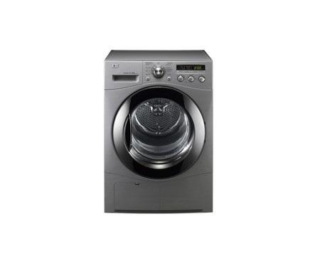 LG 8kg Condensing Dryer- Silver