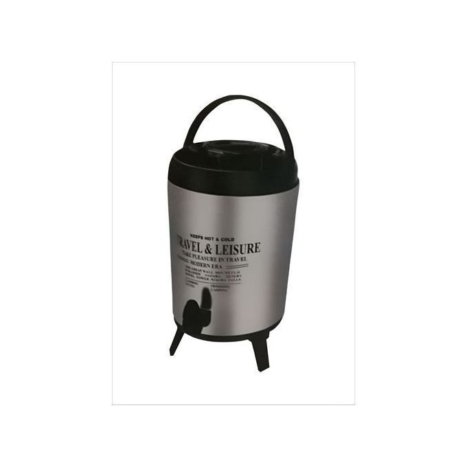 Generic 9.5 Ltr - Tea Urn - Stainless Steel