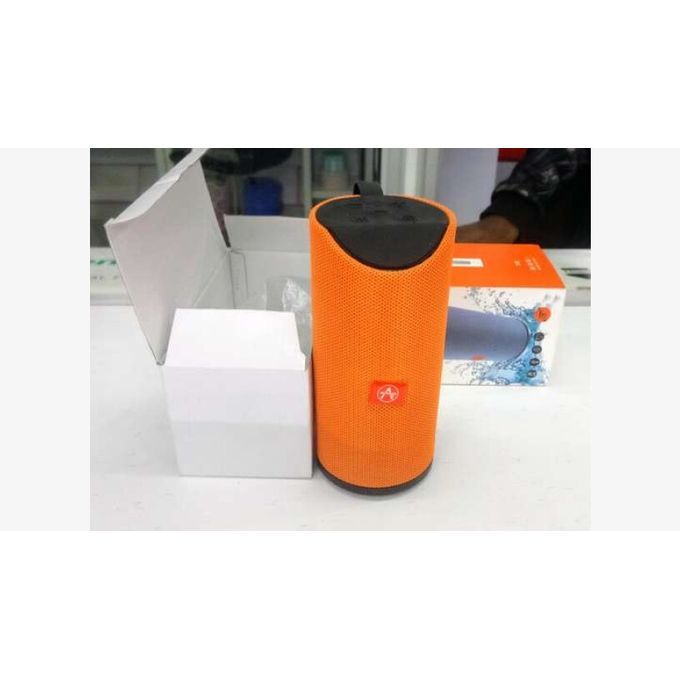 Amaya 113 Bluetooth Portable Wireless Speaker - Orange