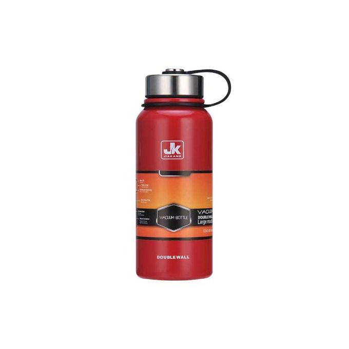 Generic Portable JK Vacuum Flask / Bottle 1.1L - Red