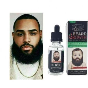 Beard & Moustache Fast Growth Serum, 30ml